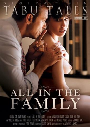 All In The Family from Digital Sin front cover