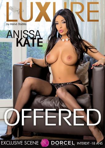 Luxure Anissa Kate Offered from Marc Dorcel front cover