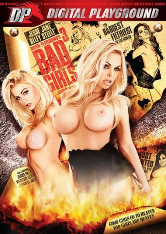 Bad Girls 3 from Digital Playground front cover