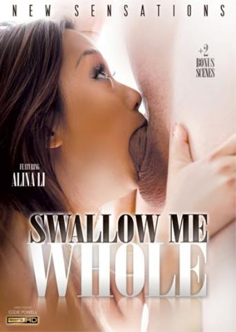 Swallow Me Whole from New Sensations front cover