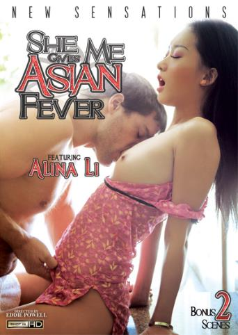 She Gives Me Asian Fever from New Sensations front cover