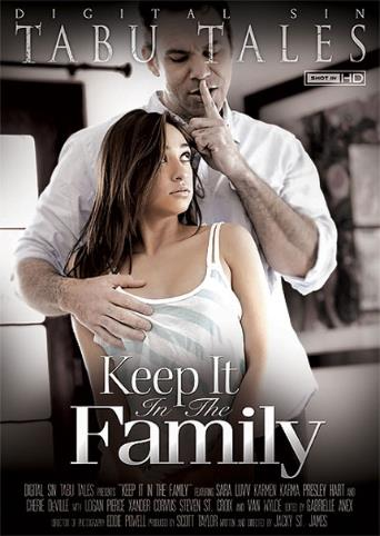 Keep It In The Family from Digital Sin front cover
