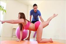 Yoga Butt Sluts