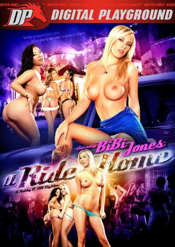 A Ride Home from Digital Playground front cover