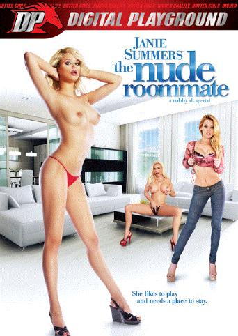 Janie Summers The Nude Roommate from Digital Playground front cover