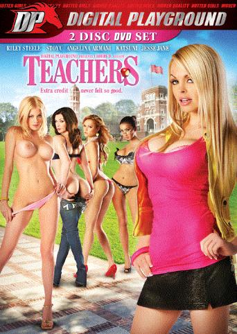 Teachers from Digital Playground front cover