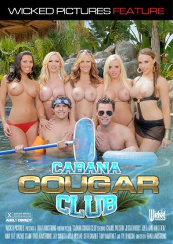 Cabana Cougar Club from Wicked front cover