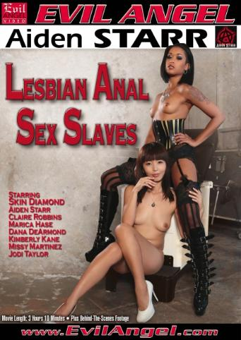 Lesbian Anal Sex Slaves from Evil Angel front cover