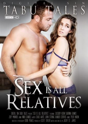 Sex Is All Relatives from Digital Sin front cover