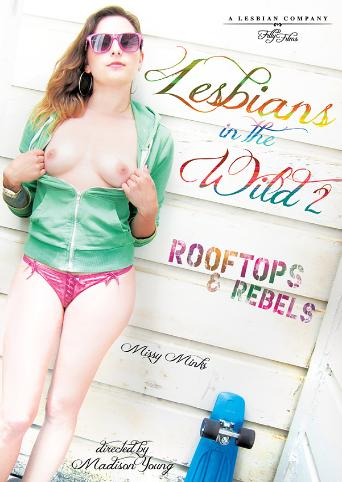 Lesbians In The Wild 2 from Filly Films front cover