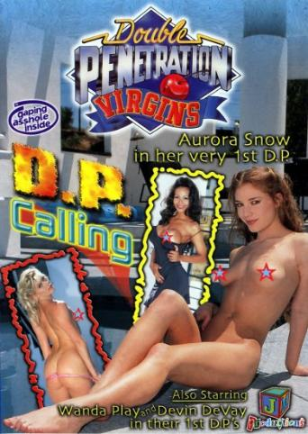 DP Virgins 10 - DP Calling from JM Productions front cover