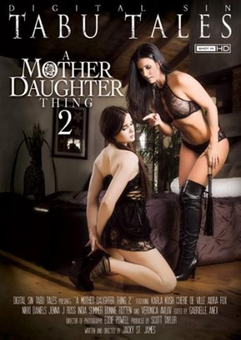 A Mother Daughter Thing 2 from Digital Sin front cover