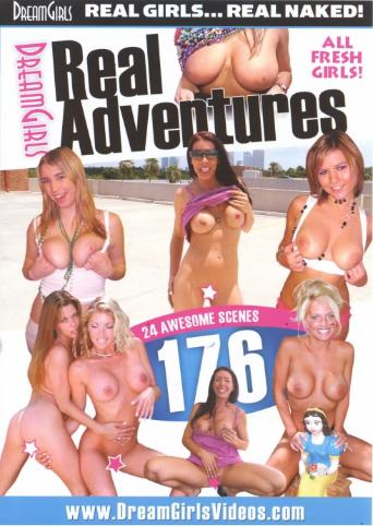 Real Adventures 176 from DreamGirls front cover