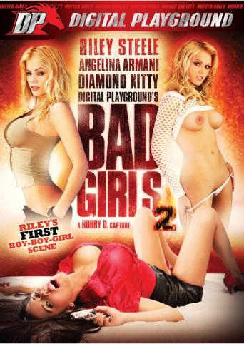 Bad Girls 2 from Digital Playground front cover