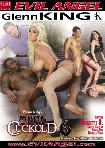 Mean Cuckold 6 from Evil Angel front cover