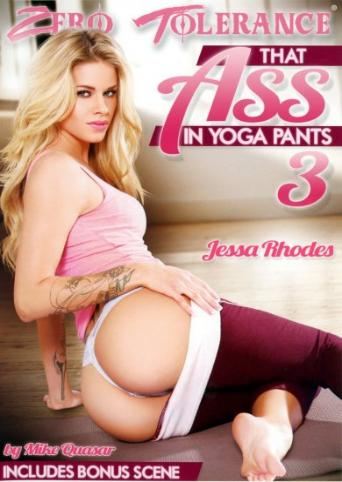 That Ass In Yoga Pants 3 from Zero Tolerance front cover