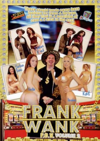Frank Wank POV Volume 2 from JM Productions front cover