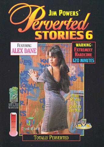 Perverted Stories 6 from JM Productions front cover
