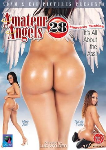 Amateur Angels 28 from Adam & Eve front cover