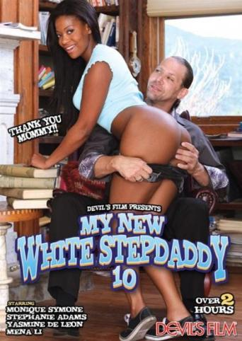My New White Stepdaddy 10 from Devil's Film front cover