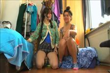 Erotic Girls Together Scene 1