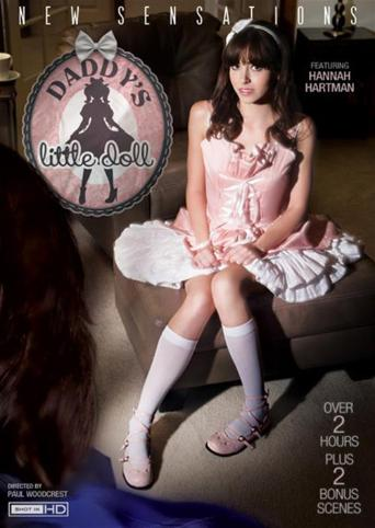 Daddy's Little Doll from New Sensations front cover