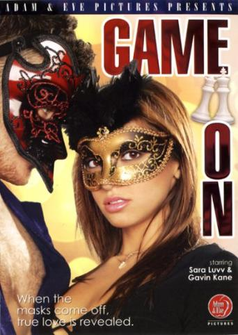 Game On from Adam & Eve front cover