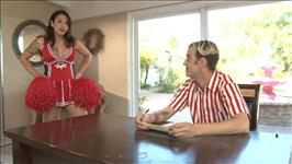 Transsexual Cheerleaders 15 Scene 1