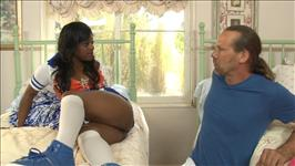 Chocolate Cheerleader Camp 2 Scene 1