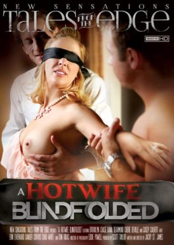 A Hotwife Blindfolded from New Sensations front cover