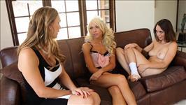 Lesbian Family Affair 2 Scene 3
