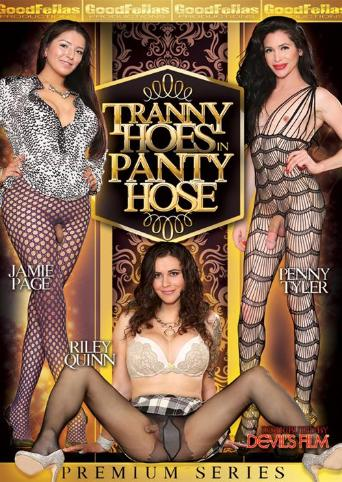 Tranny Hoes In Panty Hose from Devil's Film front cover