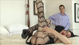 Tranny Hoes In Panty Hose Scene 1