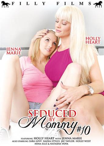 Seduced By Mommy 10 from Filly Films front cover