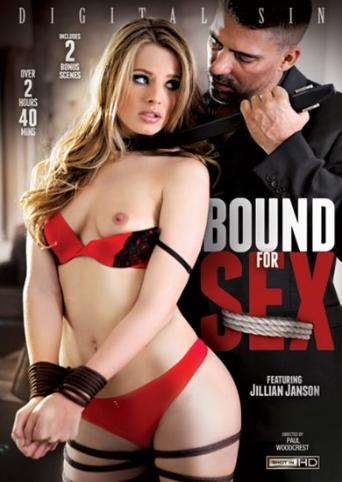 Bound For Sex from Digital Sin front cover