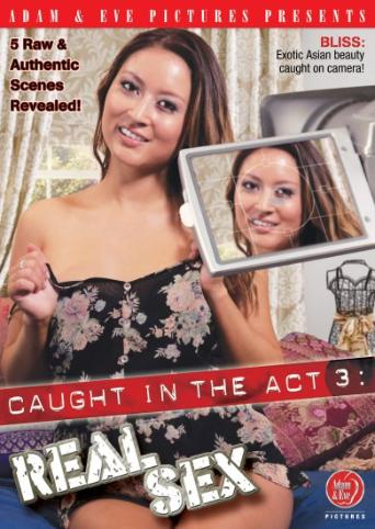 Caught In The Act 3 from Adam & Eve front cover