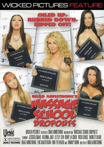 Massage School Dropouts from Wicked front cover