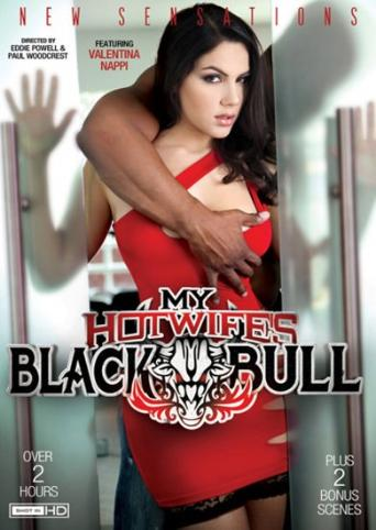 My Hotwife's Black Bull from New Sensations front cover
