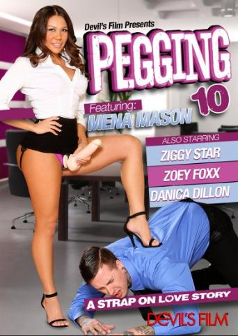 Pegging 10 from Devil's Film front cover