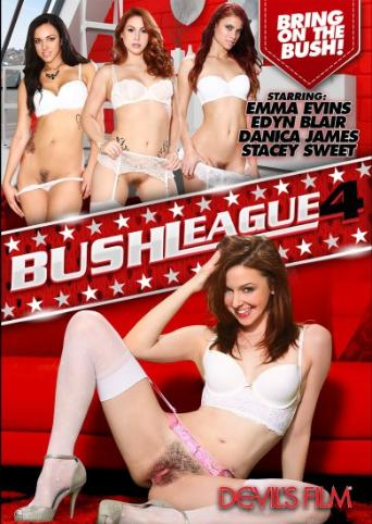 Bush League 4 from Devil's Film front cover