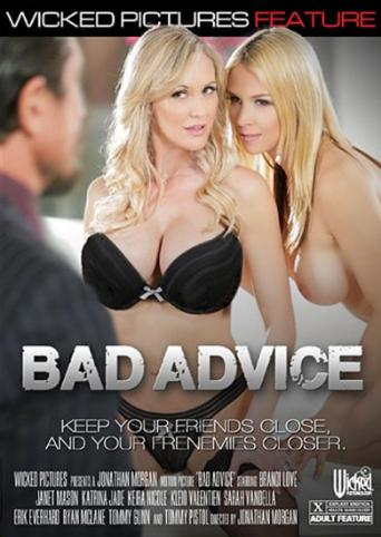 Bad Advice from Wicked front cover