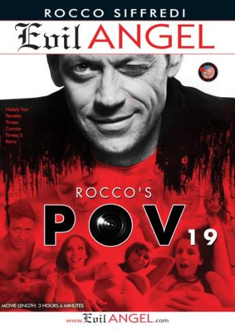Rocco's POV 19 from Evil Angel: Rocco Siffredi front cover