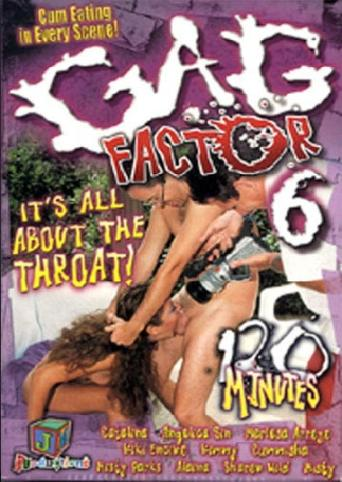 Gag Factor 6 from JM Productions front cover