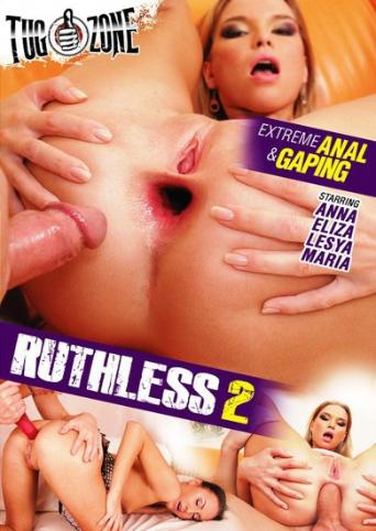 Ruthless 2 from Tug Zone front cover