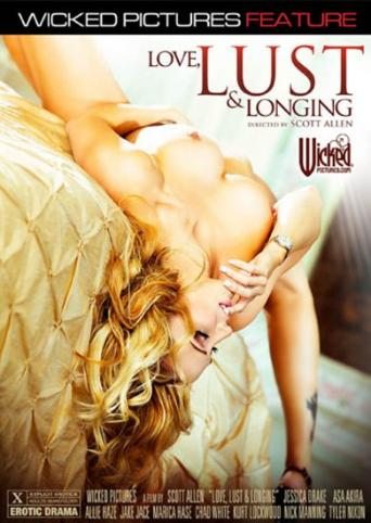 Love Lust And Longing from Wicked front cover