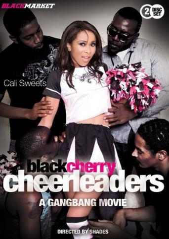 Black Cherry Cheerleaders from Black Market front cover