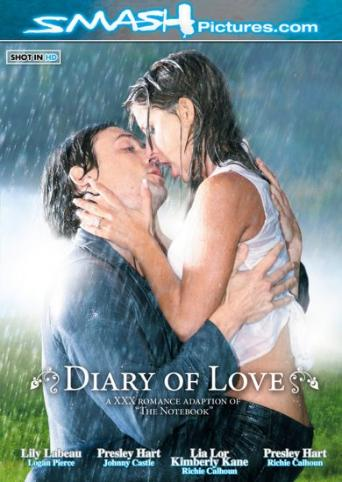Diary Of Love from Smash Pictures front cover