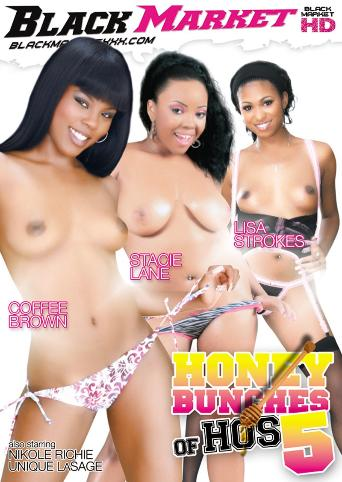 Honey Bunches Of Ho's 5 from Black Market front cover