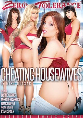 Cheating Housewives from Zero Tolerance front cover