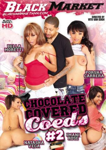 Chocolate Covered Coeds 2 from Black Market front cover
